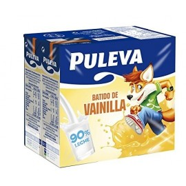 Batido Puleva Vainilla Mni-brik Pk-6 200