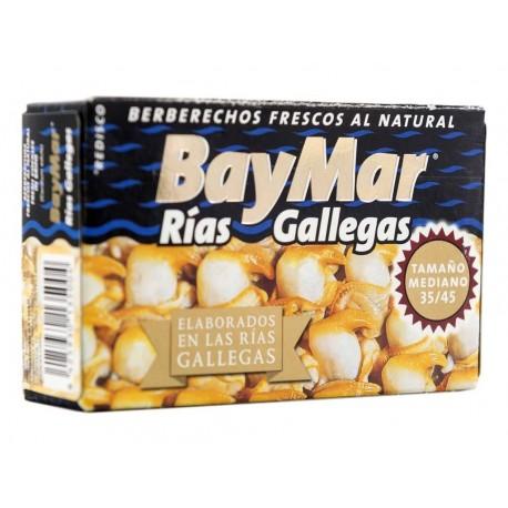 Berberechos Baymar Ria Gallega Noia 35-40