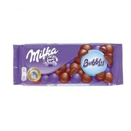 Chocolate Milka Bubly Chocolate 90 Grs