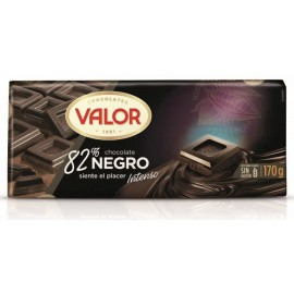 Chocolate Valor Sugra free Black 85% 100 Grs