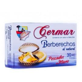 Cockles Berberechos Cermar 30/40 Ol-120 Grs