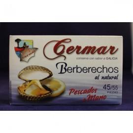 Cockles Berberechos Delamar Rias small Ol-120 Grs