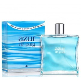 Colonia Azur De Puig Vapo 200x100 Ml