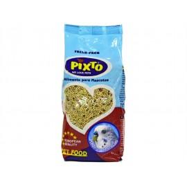 Pixto Alimento Completo para Periquitos Paquete 500g
