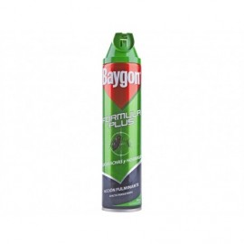 Baygon Fulminant insecticide for cockroaches and ants Spray 600ml