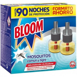 Bloom Refill for electric diffuser Box of 2 units (90 nights of protection)