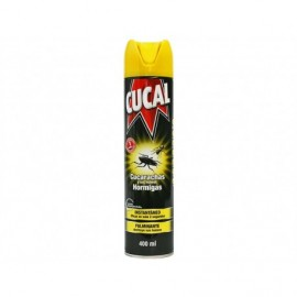 Cucal Instant insecticide for cockroaches and ants 400ml spray