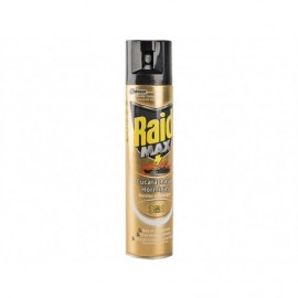 Raid Max Cockroach and Ants Insecticide 3 in 1 Spray 300ml