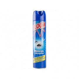 Bloom Instant insecticide for flies and mosquitoes Spray 600ml