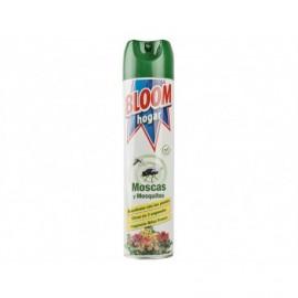 Bloom Insecticida para Moscas y Mosquitos Brisa Fresca Spray 600ml
