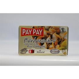 Berberechos Pay-pay 35-45 180 Grs