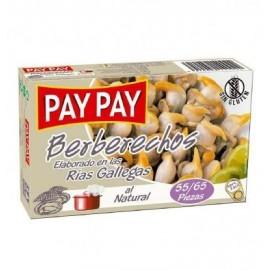 Berberechos Pay-pay Rias 55-65 180 Grs