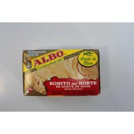 Bonito Albo Aceite Oliva Ol-120 112 Gr