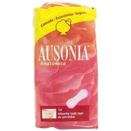 Ausonia Anatomica Female pads 14 Units