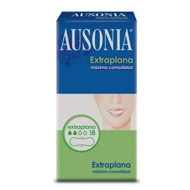 Ausonia ExtPiel Female pads 18 Units (4735)