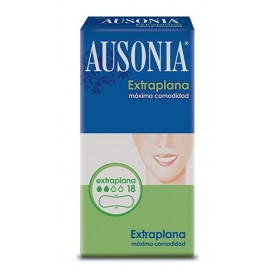 Ausonia ExtPiel Female pads 18 Units (4735)