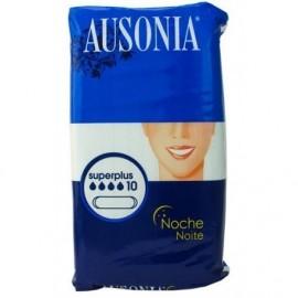 Ausonia Night Female pads 10 Units (3729)