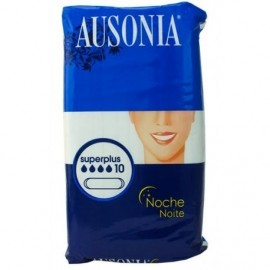 Ausonia Night Female pads 10 Units (3729)