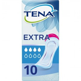 Tena Incontinence Extra pads 10 Units