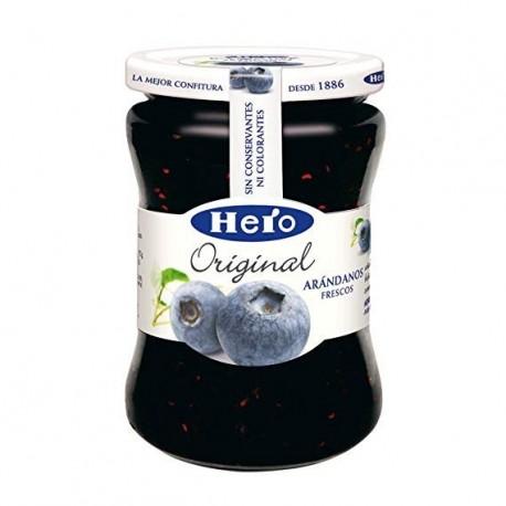 Jam Hero Blueberries 345 Grs