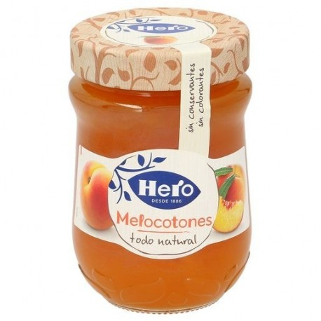 Jam Hero Peach 345 Grs