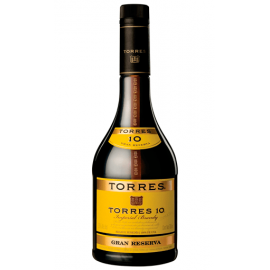 Torres 10 years aged Brandy