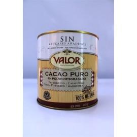 Cacao Powder Puro Sugra free Valor 250 Grs