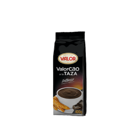 Cacao Powder Valor Black Intense 400 Grs