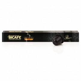 Café BiCafé 12 Capsulas Compatible Nespresso Ristetto