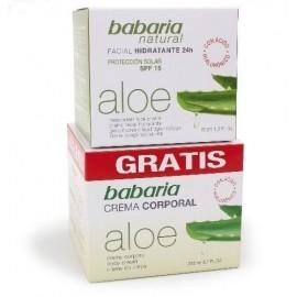 Babaria Aloe-vera Moisturizing Facial cream