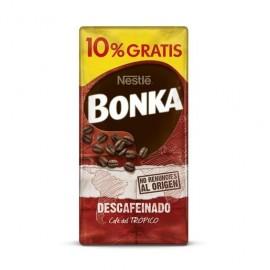 Café Bonka Descafeinado Molido 250 Grs