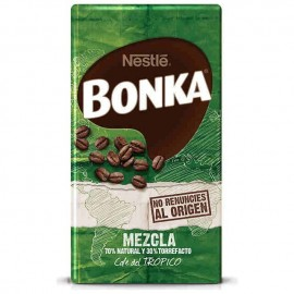 Coffee Bonka Mix 70-30 Ground 250 Grs