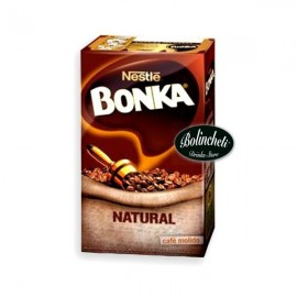 Coffee Bonka Natural Ground 250 Grs