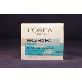 Cream L'oreal Hydrafresh Dry Skin 50 Ml