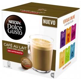 Café Dolce-gusto Con Leche Descafe. 16 Capsulas