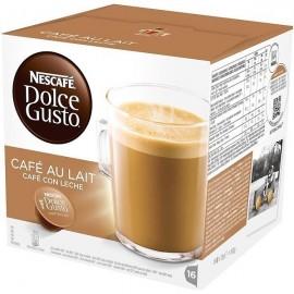 Café Dolce-gusto Expreso Café Con Leche 16 Capsulas