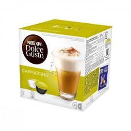 Café Dolce-gusto Expreso Capuchino 8+8 Capsulas