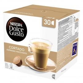 Café Dolce-gusto Expreso Cortado Descafeinado 16 Capsulas