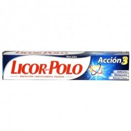 Licor Polo Accion-3 Toothpaste 75 Ml Pk-2