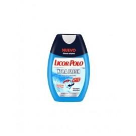 Licor-polo 2 En 1 Blue Toothpaste 75 Ml