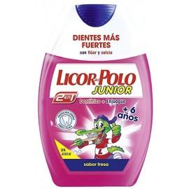 Licor-polo 2 En 1 KidsJunior Toothpaste