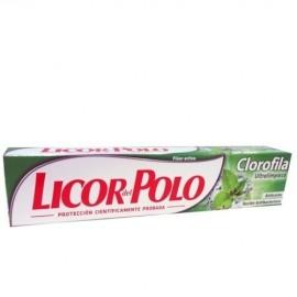 Licor-polo Clorofila FamilyToothpaste