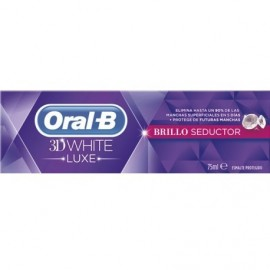 Oral-B Shiny hair Seductor Toothpaste 75 Ml