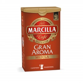 Café Marcilla Molido Extra Fuerte 250 Gr
