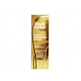 Hair removal Body Natural Tube Oro Lux 130 Ml