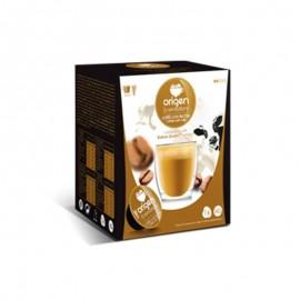 Café Origen 16 Capsulas (compatible Dolce Gusto) Café Con Leche