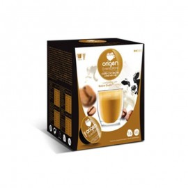 Coffee Origen 16 Capsules (compatible Dolce Gusto) Coffee with Milk