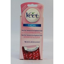Veet Facial Bands Hair removal 16 Units