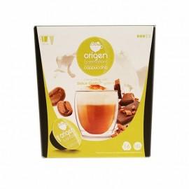 Café Origen 16 Capsulas (compatible Dolce Gusto) Capuchino