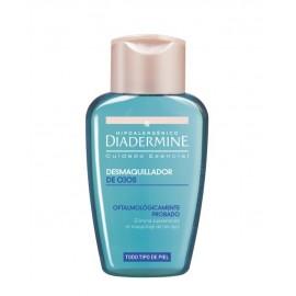 Diadermine Makeup remover Eyes 1 unit 125 Ml